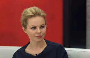 Алиса Вокс фото конца 2016 во время интервью Passion.ru