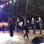 Ольга Бузова танцует лезгинку в Грозном фото 2017