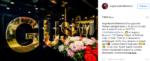 Пост Евгении Феофилактовой о ребрендинге бутика Гусевы