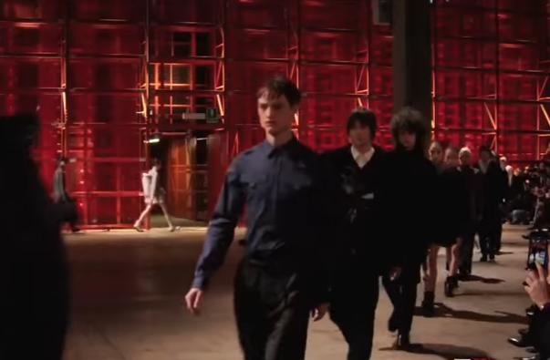 Мужская мода в Милане: Diesel, Giorgio Armani, Salvatore Ferragamo, видео