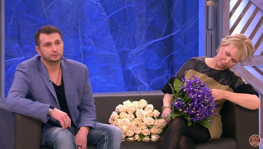 Ксения Стриж в программе «Пусть говорят» видео от 12.01.2017