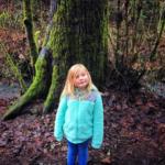 Фото дочери Тори Спеллинг Хэтти 2017 в Орегоне