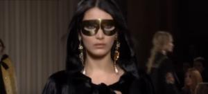 Фото коллекции Альберты Ферретти на Миланской неделе моды в феврале 2017