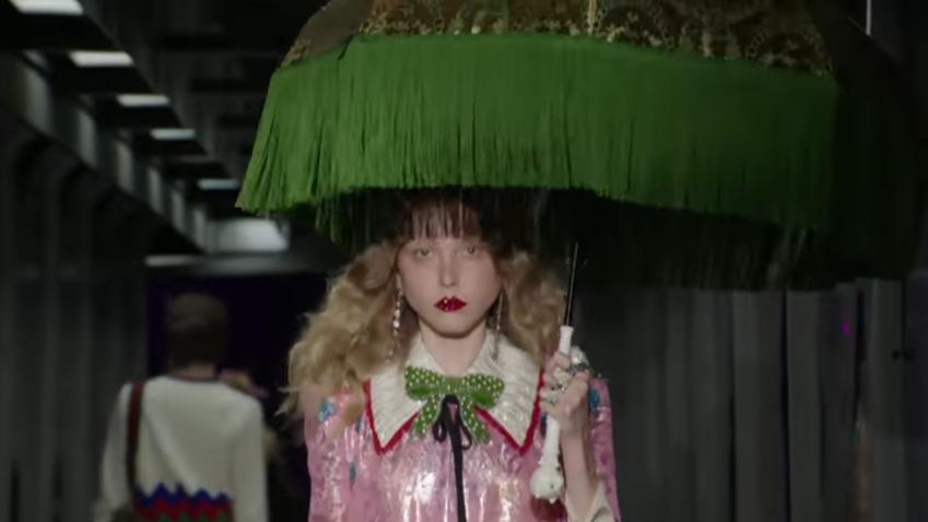 Неделя моды в Милане 2017: показы Fendi, Gucci, осень-зима 2017/2018