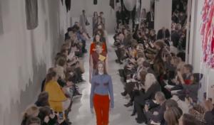 Неделя моды в Нью-Йорке февраль 2017: фото показа Calvin Klein