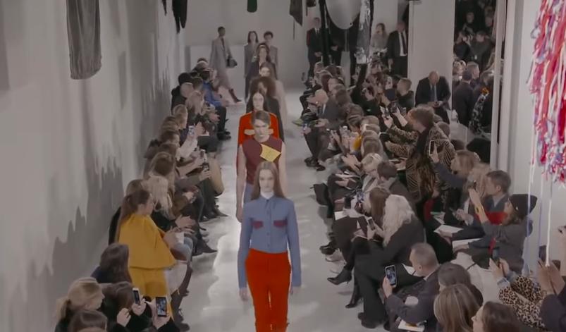 Неделя моды в Нью-Йорке 2017: видео показов Calvin Klein, Jeremy Scott