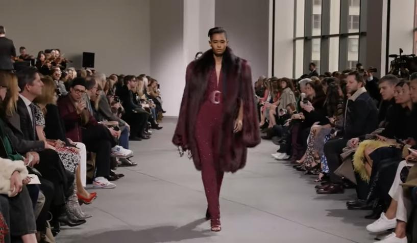 Неделя моды в Нью-Йорке: показы Michael Kors, Carolina Herrera, видео