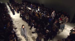 Фото показа коллекции Виктории Бекхэм на Нью-йоркской неделе моды в феврале 2017