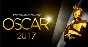Оскар 2017 заставка