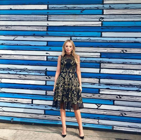 Скандал с Тиффани Трамп на Неделе моды в Нью-Йорке