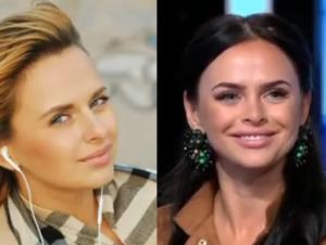 Виктория Романец фото до пластики и после