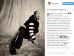 Пост в Инстаграме Беллы Хадид с объявлением о запуске линии одежды для Chrome Hearts