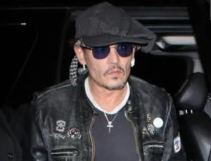 Постаревший Джонни Депп фото март 2017