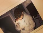 Фото Лиама Пейна в Инстаграме с новорожденным сыном