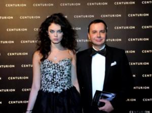 Фото Елизаветы Адаменко и Валентина Иванова