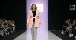Коллекция Ла Редут 2017, фото показа на Неделе моды в Москве