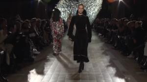 Соня Рикель:фото показа коллекции на Парижской неделе моды 2017