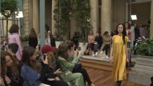 Коллекция Валентино осень-зима 2017-2018: фото с показа на Неделе моды в Париже