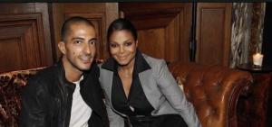 На фото Джанет Джексон с мужем Виссамом аль Мана