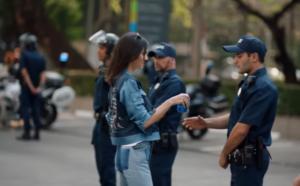 Фото Кендалл Дженнер в рекламе Пепси 2017 года