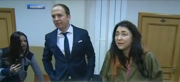 Лолита Милявская выиграла судебное дело об авторских правах, видео