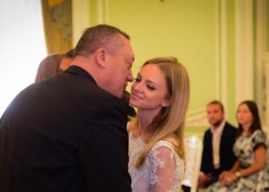 Вадим Тюльпанов с дочерью Миланой в день её свадьбы, фото из Инстаграма Миланы