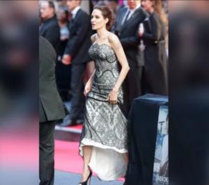 Анджелина Джоли фото 2017 года
