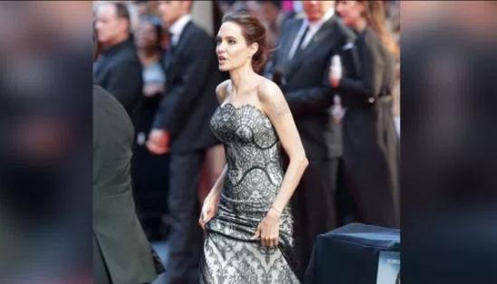 Анджелина Джоли прошла курс лечения стволовыми клетками
