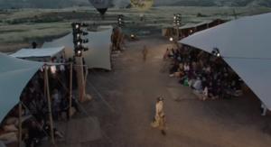 Круизная коллекция Диор 2018 фото показа