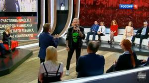 """Никита Джигурда в студии """"Прямого эфира"""" 22 мая 2017"""