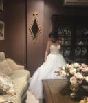 Ирина Аманти фото в свадебном платье