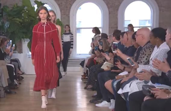 Круизная коллекция Valentino 2018, видео