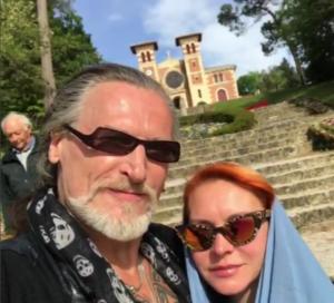 Никита Джигурда и Марина Анисина фото июнь 2017 из Инстаграма