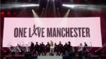 Ариана Гранде фото во время выступления на концерте в память жертв теракта в Манчестере