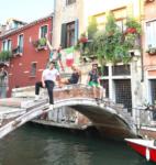 Джо Джонас и DNCE в Венеции фото июнь 2017 из Инстаграма
