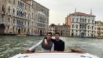 Джо Джонас и Никт Джонас фото июнь 2017 во время поездки в Италию