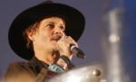 Джонни Депп фото на фестивале в Гластонбери 2017