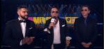 Премия Муз-ТВ 2017: Тимати,Дмитрий Нагиев и Григорий Лепс, фото во время церемонии