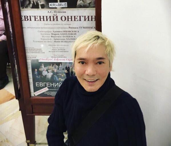 Фото Олега Яковлева 2017 из Инстаграма (@yakovlevsinger)