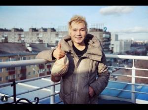 Фото Олега Яковлева из Инстаграма @yakovlevsinger