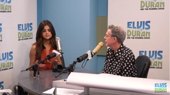Селена Гомес о новой музыке и о диетах