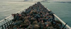 "Кадр из фильма ""Дюнкерк"" 2017"