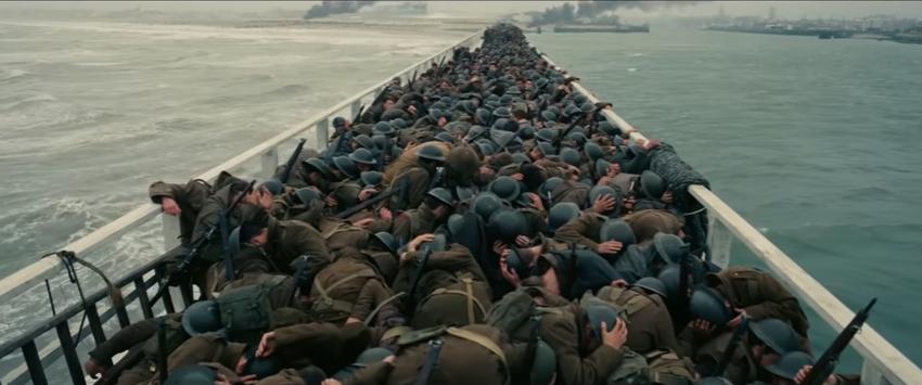 Гарри Стайлс рассказал о съёмках в фильме «Дюнкерк», русский трейлер
