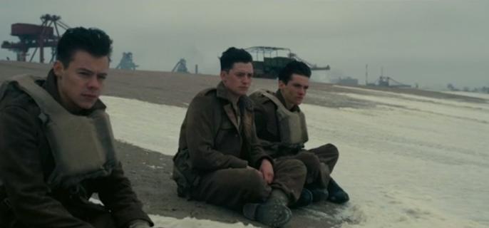 Успех фильма «Дюнкерк» обрадовал Гарри Стайлса