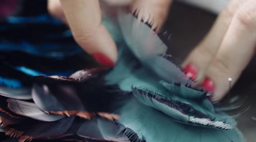 Процесс создания коллекции Chanel, видео