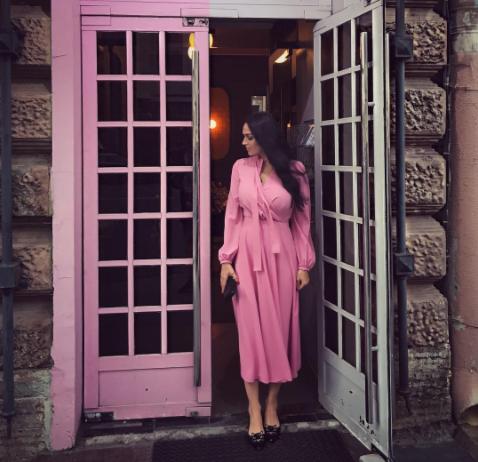 Алена Водонаева о замужестве