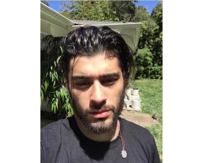 Зейн Малик сменил имидж: фото с бородой
