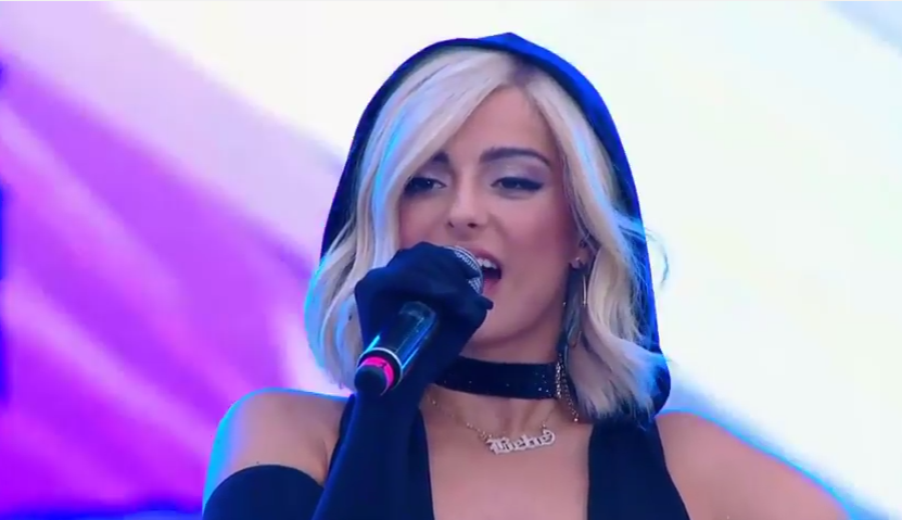 Биби Рекса в Москве на фестивале «Europa Plus Live», фото, видео