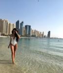 Катя Жужа фото в Дубае август 2017 @katyajuja555