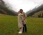 Андрей Малахов с женой Натальей Шкулевой, фото 2017 из Инстаграма @malakhov007